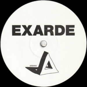 "Δ - Δ = D = Dirty - 12"" (XRD002)"