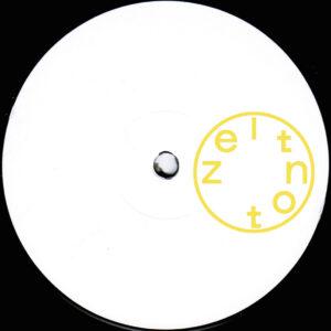 """Chris Barg - Stille Plage EP - 12"""" (ZEIT005)"""