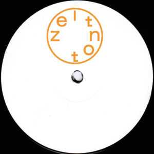 "Quadratschulz - Delayed Sleep-Phase Syndrome EP - 12"" (ZEIT006)"