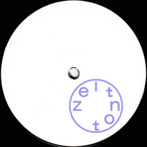 "Thee J Johanz - Sunny Dawn (Total Jam Studio Area) EP - 12"" (ZEIT007)"