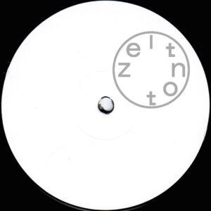 """Roman Debnar - Dark Matter EP - 12"""" (ZEIT008)"""