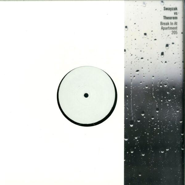 "Swayzak vs. Theorem - Break In At Apartment 205 - 12"" (Black Vinyl) (Exalt Records Special Edition)"