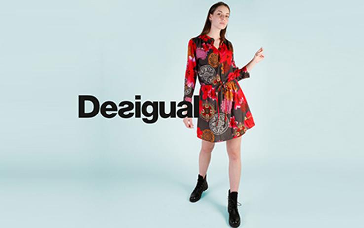 flagship stores Desigual