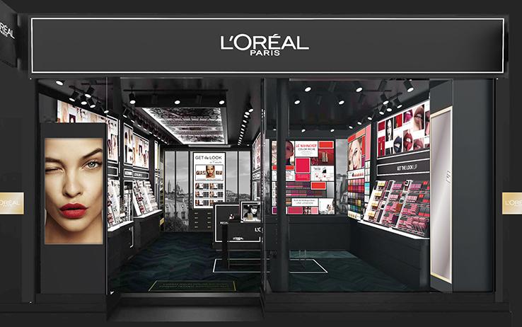 marca líder en cosméticos