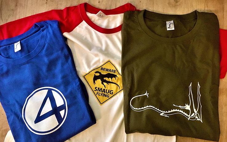 camisetas con diseños originales