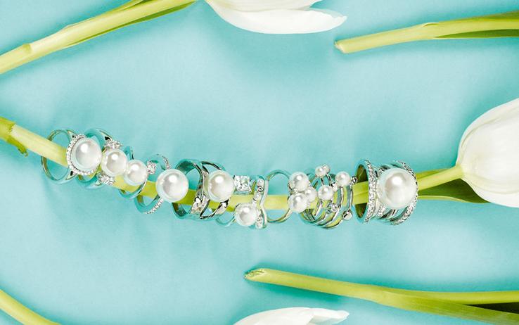 joyas perlas Majorica