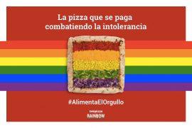 pizza del orgullo