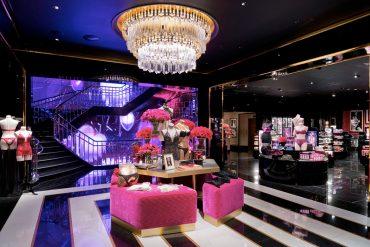 tienda física Victoria's Secret