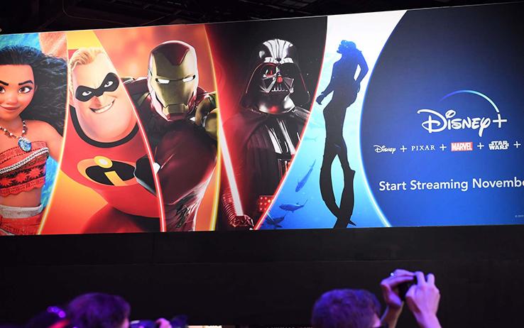 Apple Tv+ y Disney+