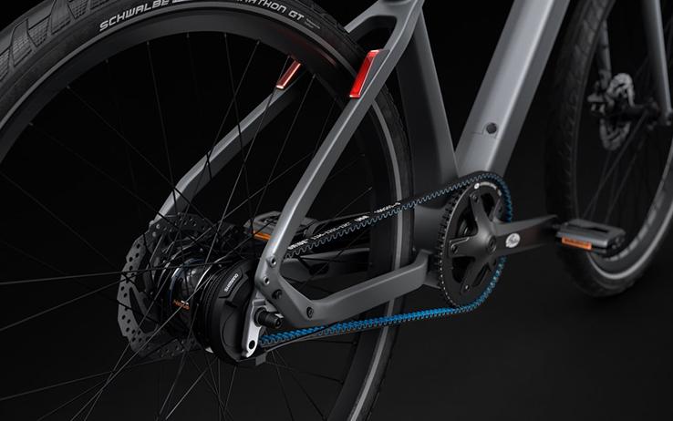 bicicleta electrica calamus one