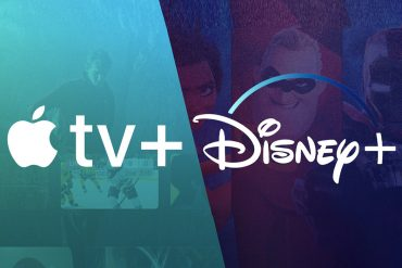 Apple Tv+ y Disney+