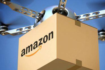 drones que entregan paquetes