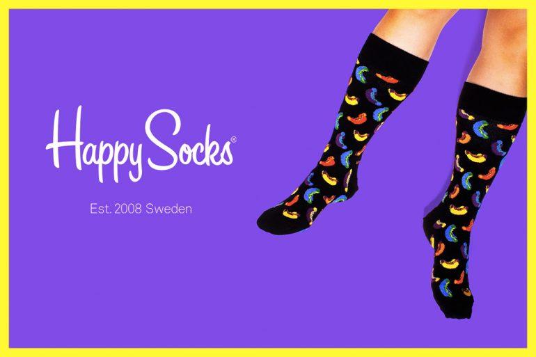 calcetines estampados