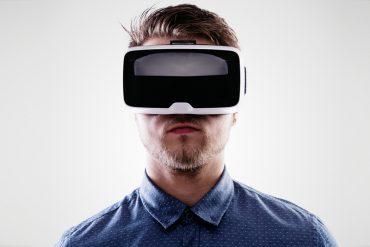casco de realidad aumentada