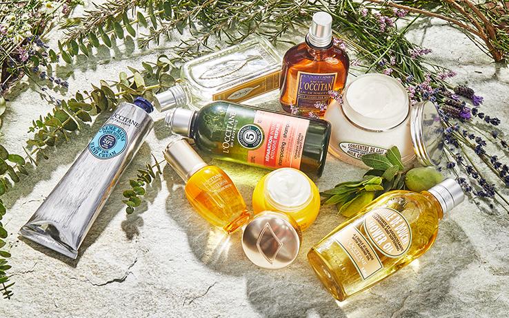 productos cosmeticos l'occitane