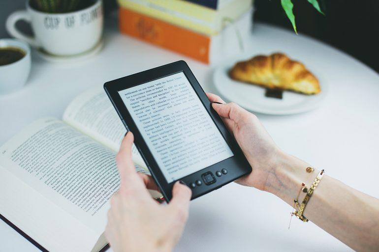 plataforma de libros electronicos
