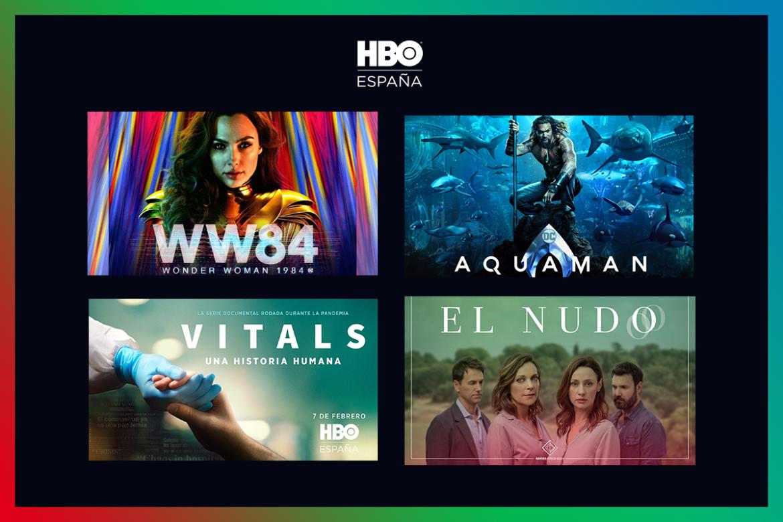 Mejores series y películas de HBO