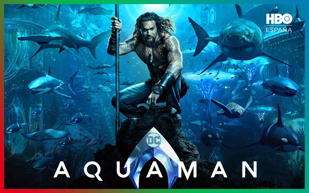 Mejores series y películas de HBO - Aquaman
