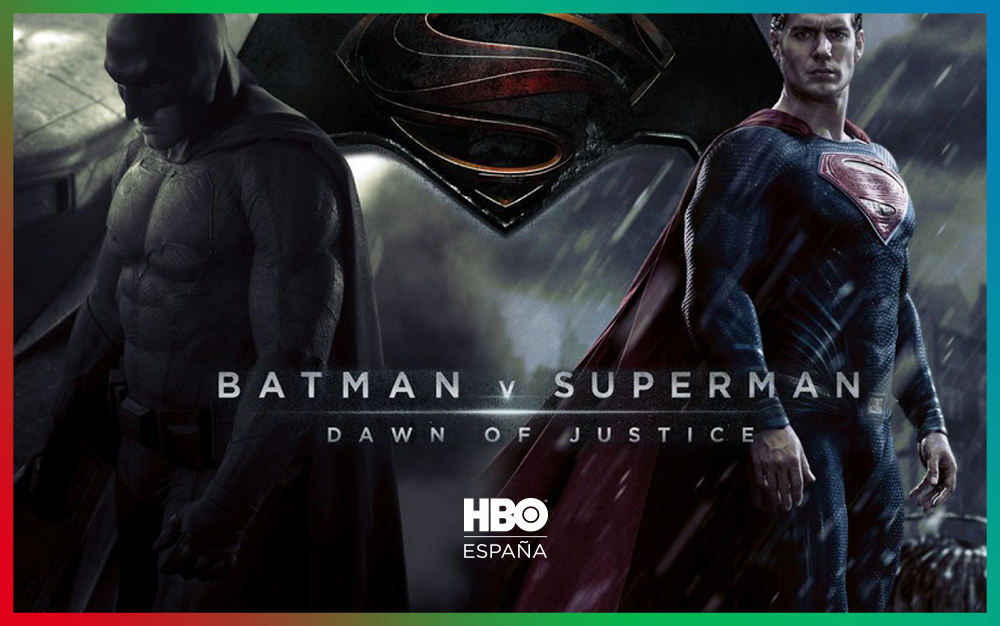 Película Batman Vs Superman, el amanecer de la justicia en HBO
