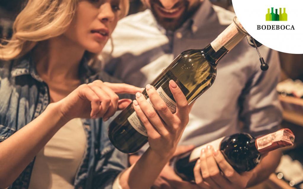 regala vinos con Bodeboca