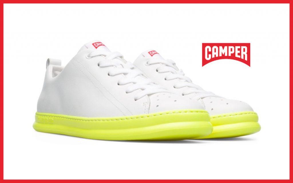 Regala calzado con Camper