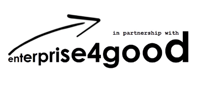 in partnership with enterprise4good