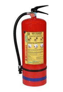 Stored Pressure Type Fire Extinguishers