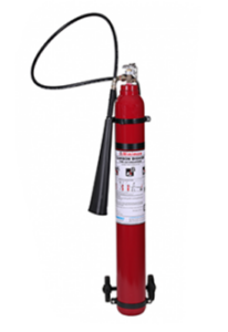 Co2 Mobile Type Fire Extingusihers