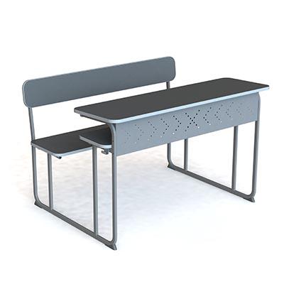 Performer desks, benches