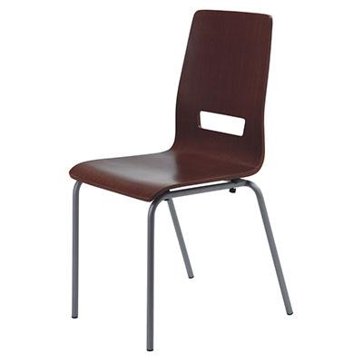 Mocha Cafe Chair
