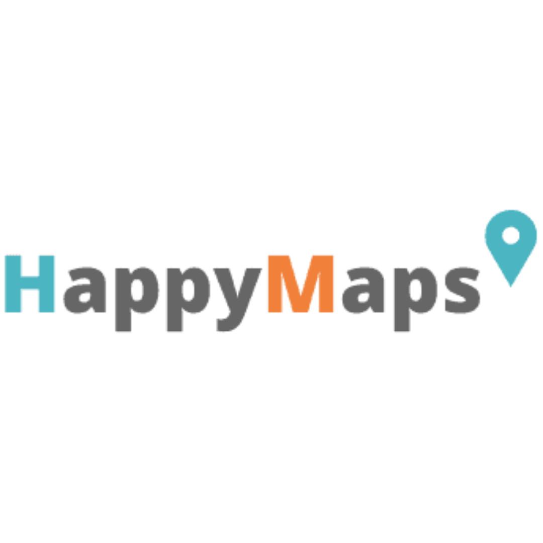 happy maps