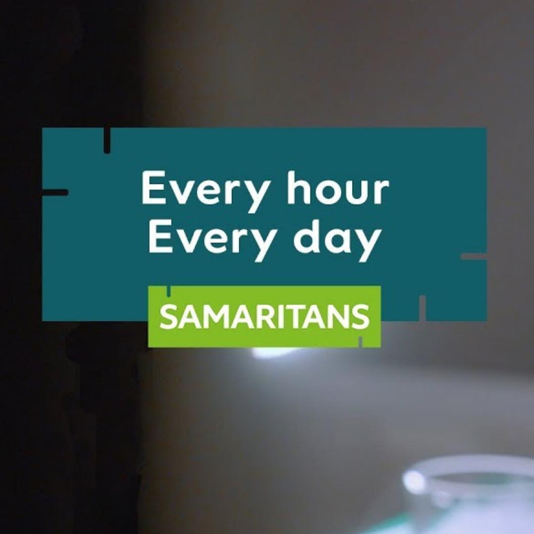 samaritans self help