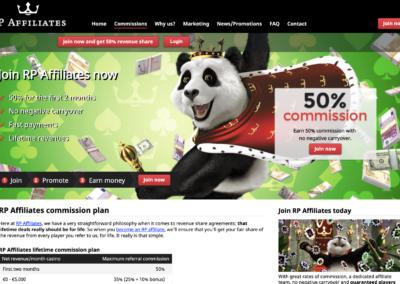 Royal Panda Affiliates