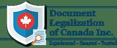 Document Legalization of Canada Logo