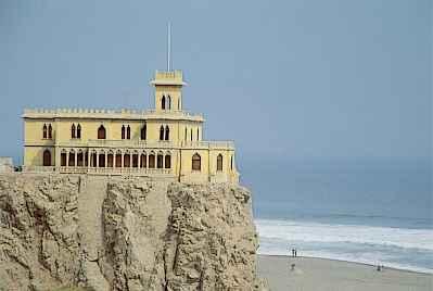 Forga castle, near Mollendo