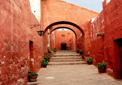 Arequipa: Convento Santa Catalina