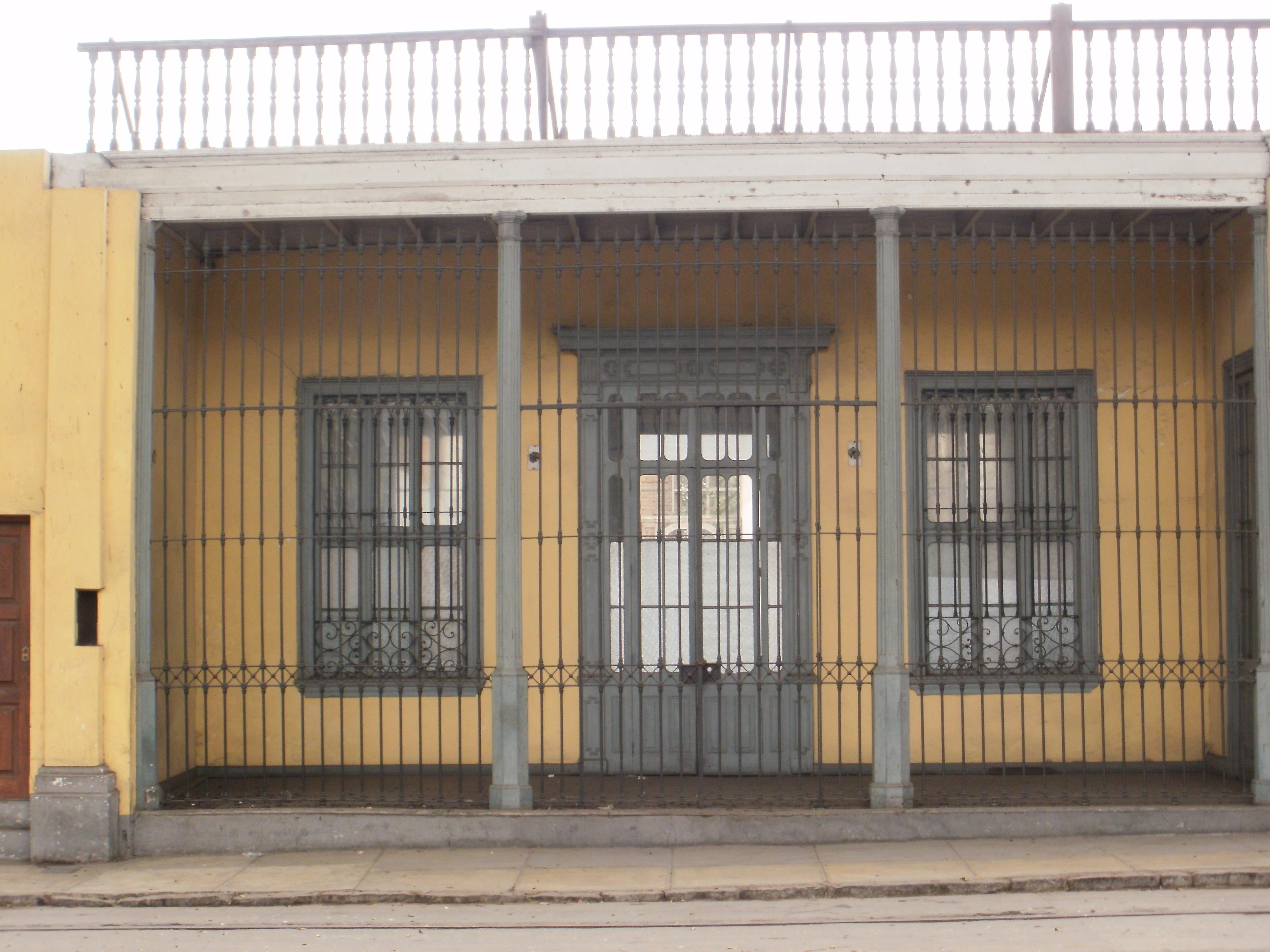 Aunt Eugenia´s house, El Callao