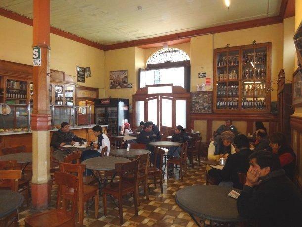 Restaurante Cordano, Lima