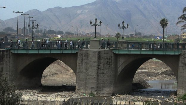 Puente de Piedra, Lima