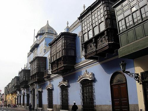 Lima (Unesco World Heritage Site)