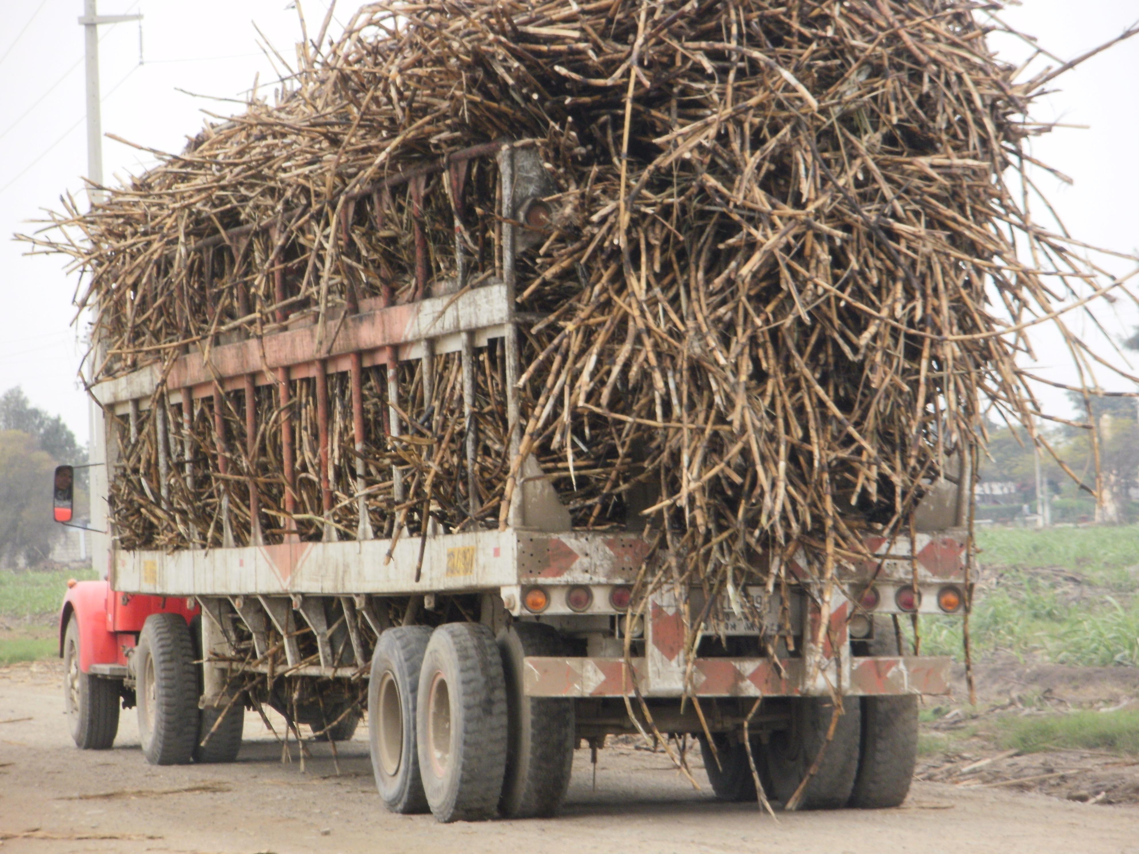 Hacienda transport, circa 2010