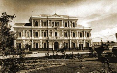 Trujillo: City Hall circa 1930