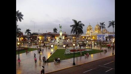 Trujillo: Plaza de Armas