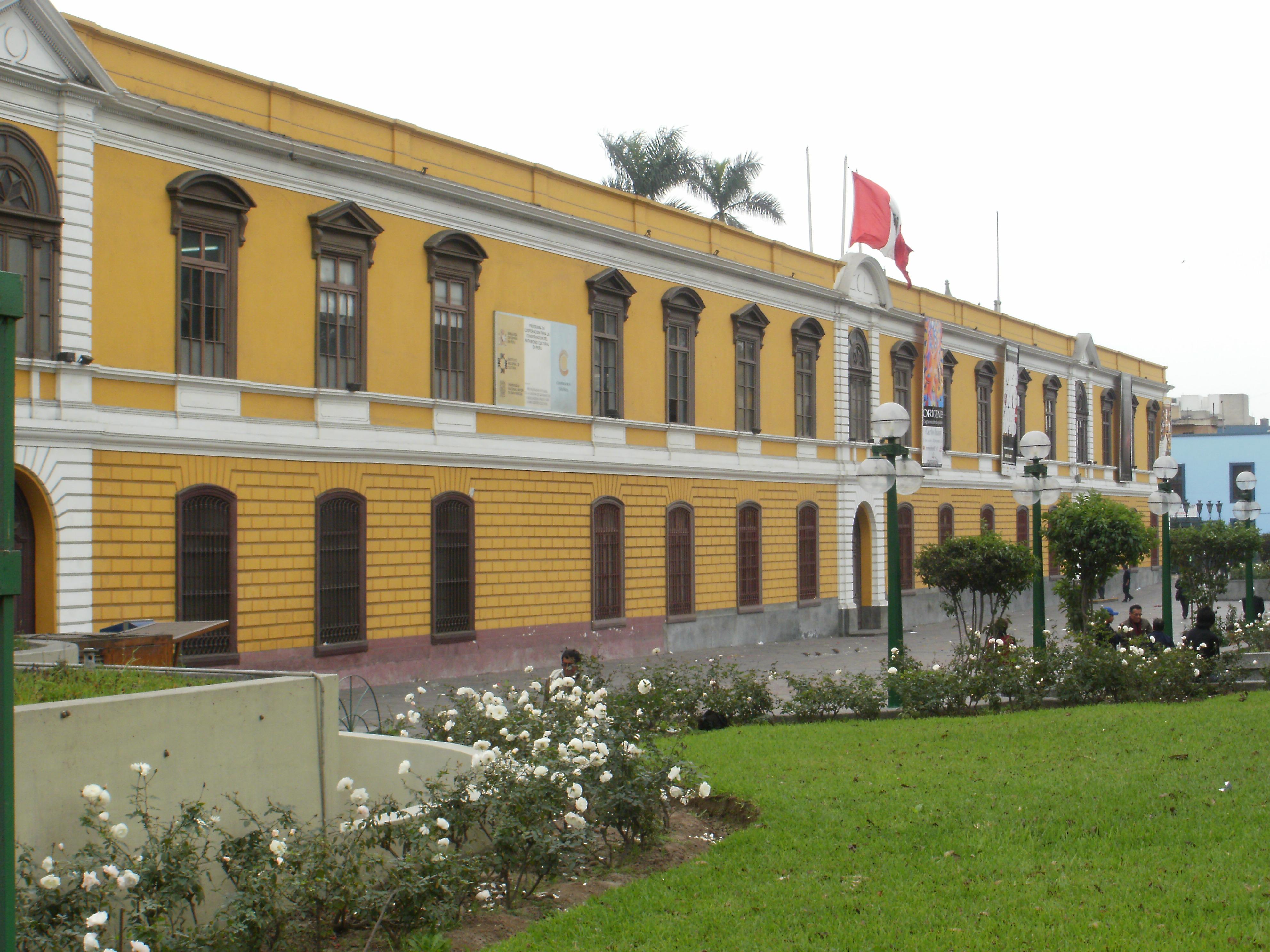 Universidad de San Marcos, Lima