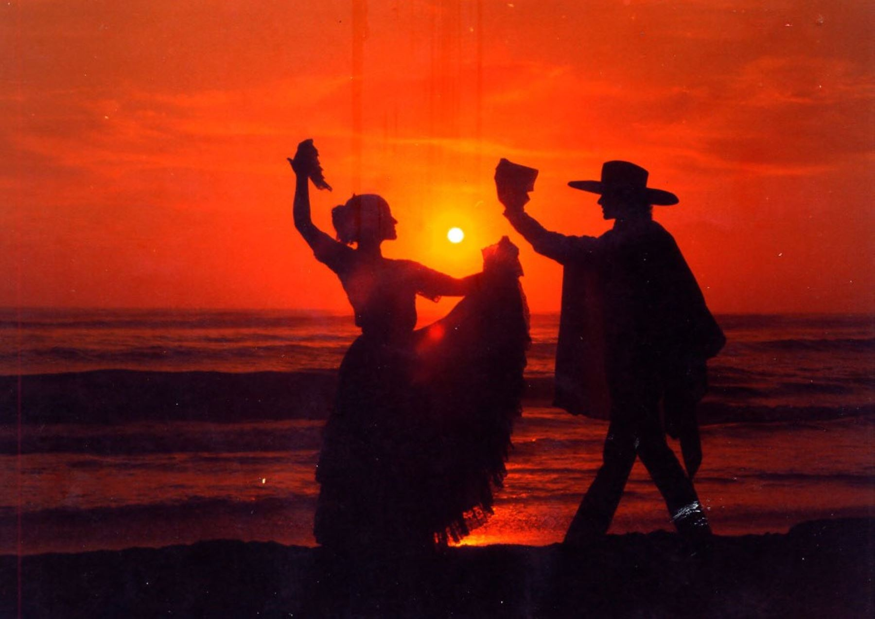 Dancing La Marinera, Trujillo