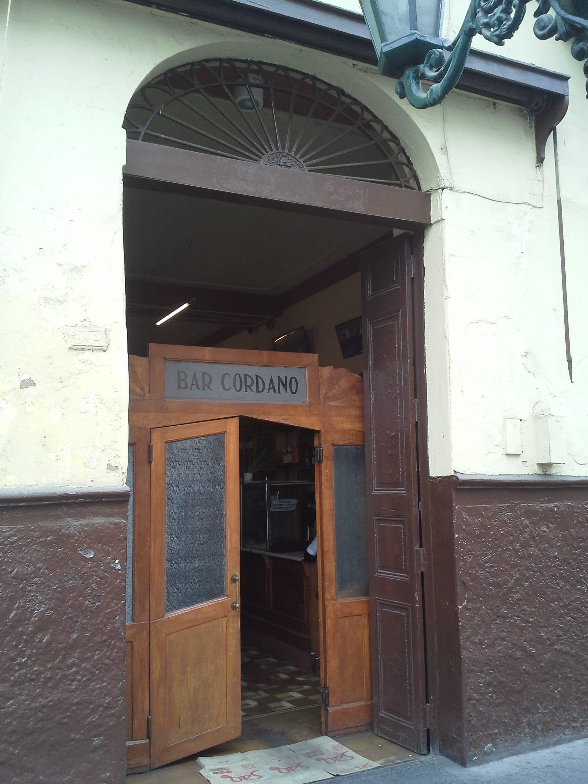Cordano restaurant