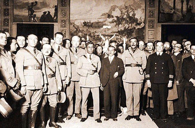 Sánchez-Cerro's Junta 1930