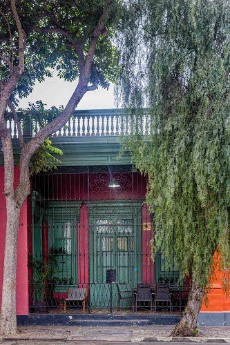Chorrillos: Carolinas house