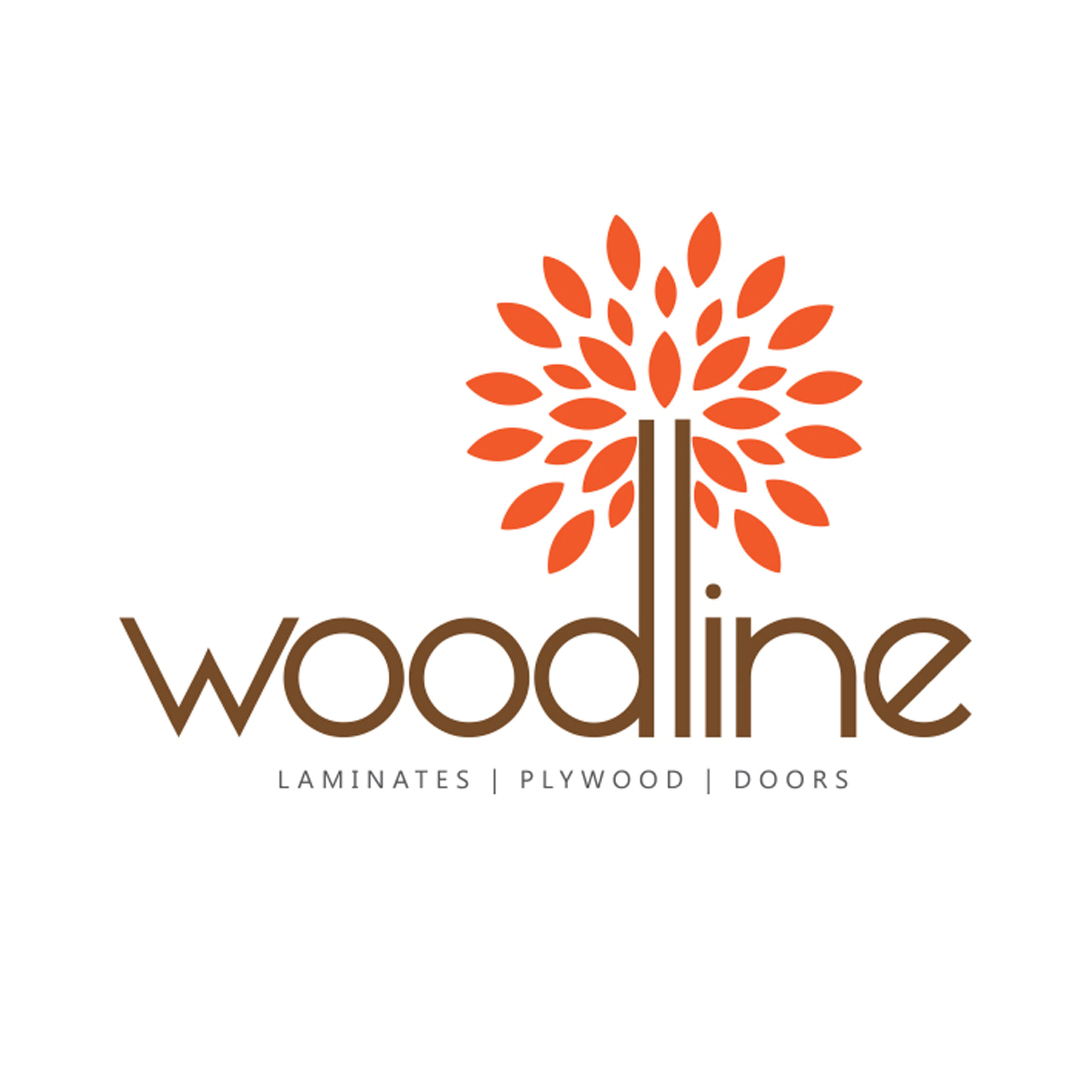 Woodline Logo Design