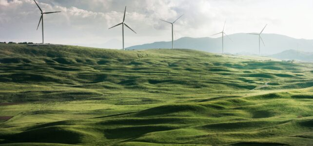 Investing in the future of green energy